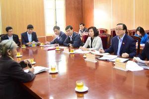 Bí thư Thành ủy Hoàng Trung Hải tiếp công dân, giải quyết các vụ khiếu nại tố cáo