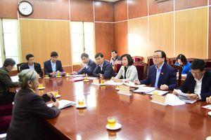 Bí thư Thành ủy Hà Nội Hoàng Trung Hải tiếp công dân, giải quyết 3 vụ khiếu nại, tố cáo