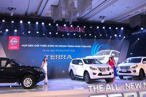 Giới thiệu dòng xe Nissan Terra mới