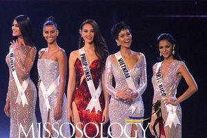 Clip: Những khoảnh khắc ấn tượng tại Cuộc thi Hoa hậu Hoàn vũ 2018