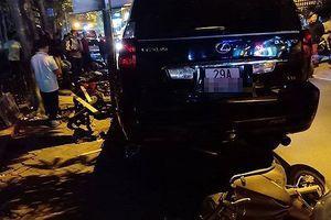 Lái xe có sử dụng rượu bia rồi gây tai nạn, xử lý thế nào?