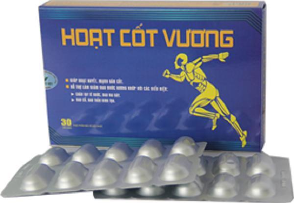Phạt nặng 2 công ty quảng cáo thực phẩm chức năng Tiền liệt vương và Hoạt Cốt Vương