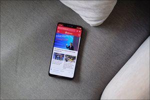 Xiaomi Mi 8 Pro: 'Chiến binh' gợi cảm