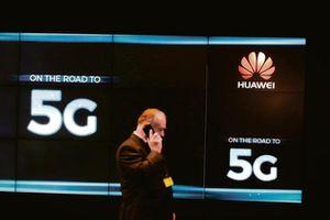 Chủ tịch Huawei: 'Chúng tôi vẫn dẫn đầu thế giới về 5G'
