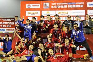 Hạ Myanmar, Việt Nam vô địch giải U-21 quốc tế
