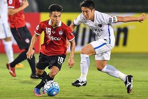 Messi Thái trong đội hình xuất sắc nhất J-League 1 mùa 2018