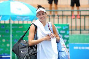Bông hồng lai Alize Lim thắng trắng tại giải các cây vợt xuất sắc