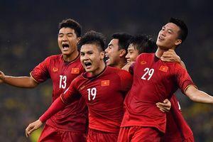 Vé xem trận Việt Nam gặp Triều Tiên tiếp tục được bán online