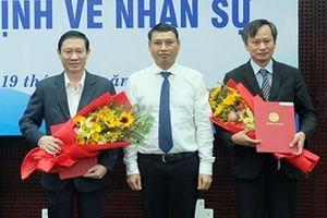 Đà Nẵng có tân Chánh văn phòng UBND TP, Giám đốc Sở Ngoại vụ