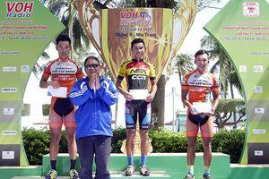 Chặng 9 cuộc đua xe đạp Nam Kỳ Khởi Nghĩa: Tập đoàn Lộc trời dẫn đầu đồng đội