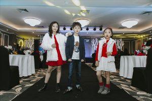 300 mẫu nhí trình diễn tại Tuần lễ thời trang trẻ em quốc tế Việt Nam