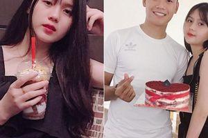Nhan sắc trẻ trung mơn mởn của bạn gái 'tân binh' Nguyễn Thành Chung