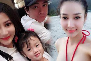 Lý do vợ sexy bất ngờ tái hợp Hồ Việt Trung sau 2 năm bí mật chia tay
