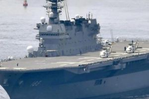 Nhật Bản biến tàu chiến thành tàu sân bay: Trung Quốc có e sợ?