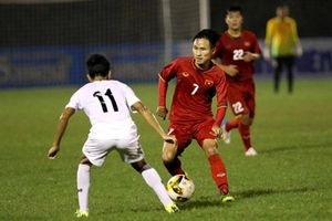 U21 Tuyển chọn Việt Nam vô địch sau loạt luân lưu