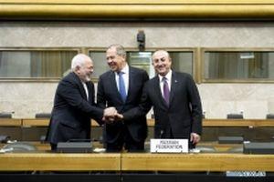 Nga, Iran và Thổ Nhĩ Kỳ cam kết ủng hộ Ủy ban hiến pháp Syria
