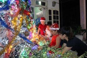 Giáng sinh an lành, no ấm trên các xứ đạo vùng nông thôn Ninh Thuận