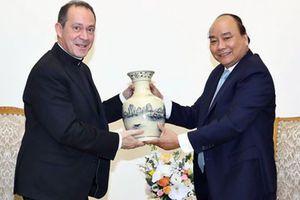 Thúc đẩy quan hệ Việt Nam - Tòa thánh Vatican