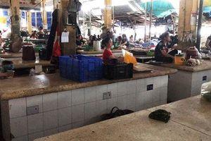Thị trường thịt heo Nha Trang náo loạn