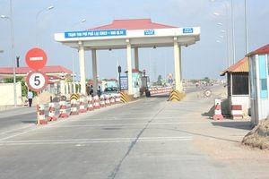 BOT Bắc Ninh - Uông Bí quốc lộ 18 sẽ thu phí từ 24/12
