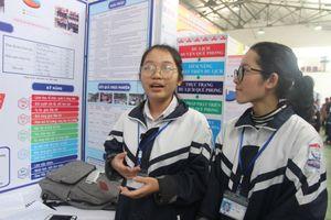 Nghệ An: Thi Khoa học Kỹ thuật góp phần thay đổi phương pháp dạy học