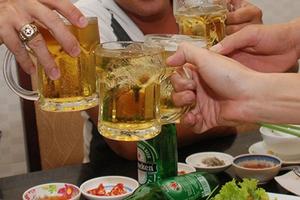 Văn hóa uống của người Việt vẫn còn lệch chuẩn