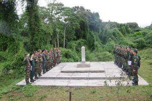 Tuần tra song phương trên biên giới Đăk Nông - Mondulkiri