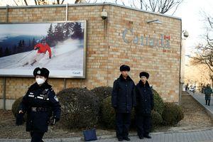 Trung Quốc bắt công dân Canada thứ ba