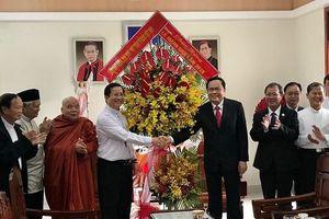 Đồng bào Công giáo Việt Nam chung tay xây dựng khối đại đoàn kết toàn dân tộc