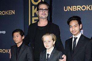Hé lộ một phần thỏa thuận nuôi con giữa Brad Pitt và Angelina Jolie