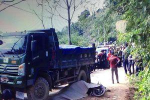 Hai nữ sinh cấp 3 chết thương tâm trên đường đi học về