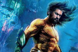 Aquaman trở thành phim có doanh thu cao nhất của DC phát hành tại Việt Nam từ trước tới nay