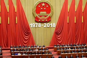 FDI Trung Quốc giảm mạnh