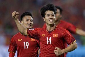 Quang Hải, Công Phượng vào 'chung kết' Quả bóng vàng 2018