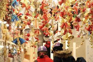 Hàng Việt chiếm ưu thế trong mùa Giáng sinh năm nay