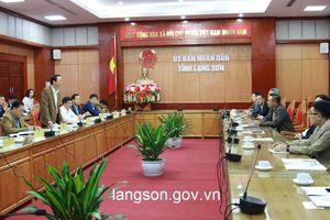 Chuyện xây đền thờ Chi Lăng và lời khẳng định hỗ trợ nguồn vốn của Chủ tịch Tập đoàn Dầu khí