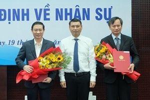 Đà Nẵng có Chánh Văn phòng và Giám đốc Sở Ngoại vụ mới