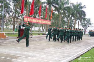 Bộ đội Biên phòng Nghệ An phát động thi đua cao điểm