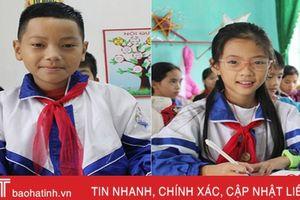2 học sinh Hà Tĩnh giành giải cao tại Festival tiếng Anh toàn quốc