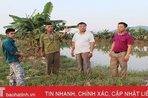 Tích tụ ruộng đất ở Can Lộc (bài 1): 'Nghẽn' từ 2 xã thí điểm