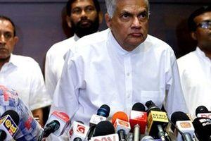 Sri Lanka: Gian truân ghế Thủ tướng