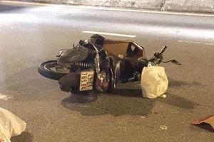 Đà Nẵng: Xe máy nổ lốp khi đang chạy, nạn nhân tử vong
