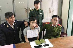 Đại úy công an bị thương khi vây bắt kẻ vận chuyển ma túy