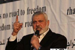 Israel phản đối Nga mời lãnh đạo Hamas tới Moskva