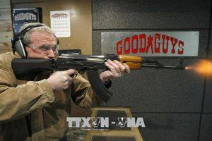 Mỹ cấm tất cả các thiết bị chuyển đổi súng bán tự động