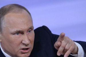 Tuyên bố đanh thép của TT Putin về 'đòn sấm sét' của Nga nếu Mỹ rút khỏi hiệp ước hạt nhân