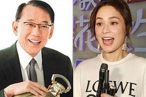 Hé lộ về ông trùm showbiz tặng quà cưới khủng cho 'mỹ nhân lộ ảnh nóng' Chung Hân Đồng
