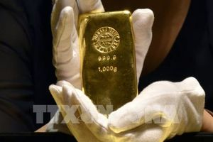 Giá vàng chạm mức đỉnh trong hơn 5 tháng