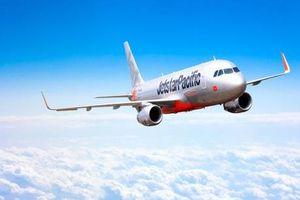 Lượng khách bay Jetstar Pacific tăng hơn 14%