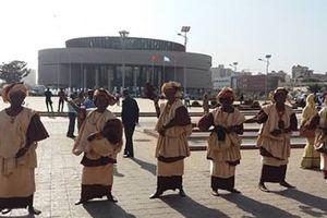Khánh thành Bảo tàng Văn minh Đen
